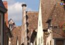 La route des vins en Alsace : Mittelbergheim