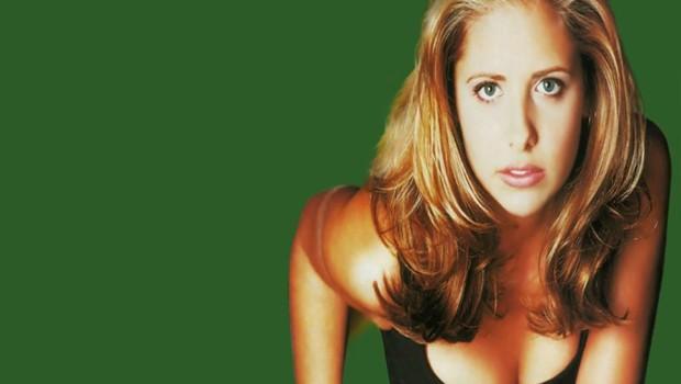 Sarah Michelle Gellar dans Buffy contre les vampires
