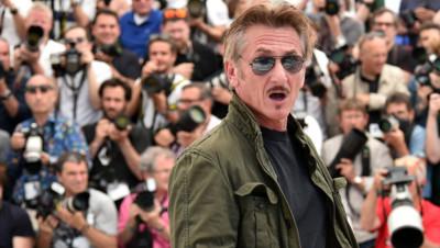 Sean Penn Cannes 2016