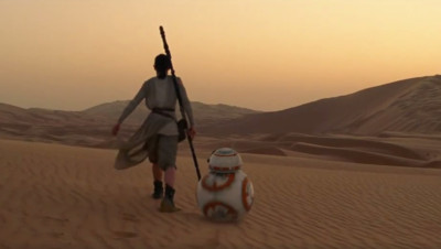 Star Wars : le réveil de la Force de J.J. Abrams
