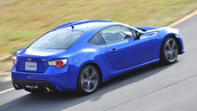 Subaru BRZ 2012