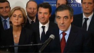 UMP : le discours de Fillon vaincu
