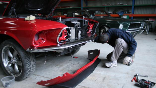 News automoto les bons plans pour r parer votre voiture for Taille garage 1 voiture