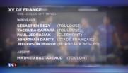 XV de France : le nouveau sélectionneur, Guy Noves, dévoile sa première liste de 30 joueurs