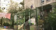 Des migrants ont trouvé refuge dans un lycée parisien