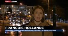 En Grèce, Alexis Tsipras a prêté serment