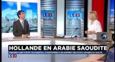 """François Hollande en Arabie Saoudite : une """"diplomatie du portefeuille"""" ?"""