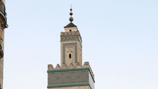 La grande mosquée de Paris/Image d'archives