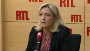 Marine Le Pen sur RTL (11 avril 2013)