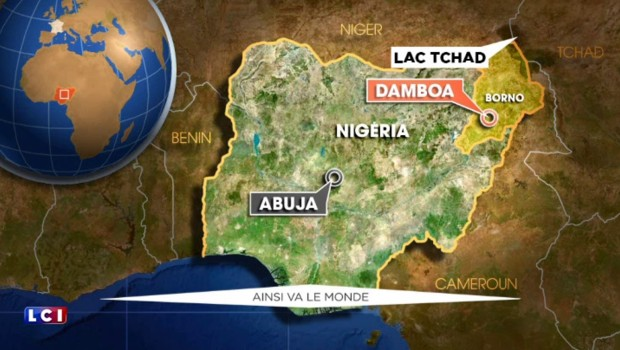 Nigéria : la rescapée de Boko Haram reçue par le président Muhammadu Buhari