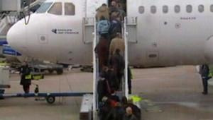 passerelle avion Air France Orly voyage passager aéroport
