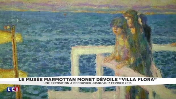 Valloton, Manguin, Bonnard : les artistes de la Villa Flora exposés au musée Marmottan