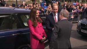 Le 20 heures du 19 avril 2015 : Grande-Bretagne : le deuxième bébé royal attendu par tous - 1910.399