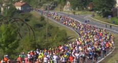 Le 20 heures du 28 septembre 2014 : Les 100 kms de Millau : une course mythique - 1881.0769999999998