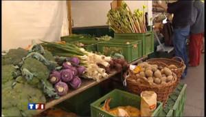 Les légumes de retour sur les marchés allemands
