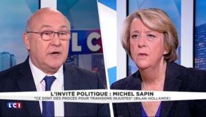"""Michel Sapin : """"Il faut réveiller la gauche"""""""