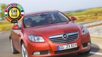 Opel Insignia - Voiture de l'année 2009 - Automoto
