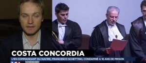 Procès Costa Concordia : Francesco Schettino fait appel