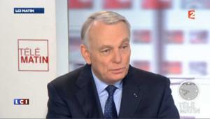 """Une baisse du taux du livret A ? """"Rien de décidé"""", dit Ayrault"""