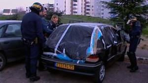 L'intervention policière à Villiers-le-Bel, le 18 février 2008