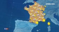 La météo de ce mardi : risque d'orages forts et décrochage de 10 degrés