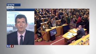 """""""Pierre Moscovici a dû faire face à une véritable salve de critiques"""""""