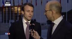 Pistes pour la croissance, Smic, salaires : l'interview d'Emmanuel Macron sur LCI