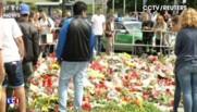 Tuerie à Munich : les hommages se poursuivent