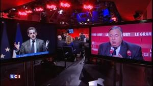 """UMP: """"Les Républicains"""" ? Larcher botte en touche sur le choix du nouveau nom"""