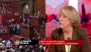 Attentats du 13 novembre : François Hollande et la guerre face au terrorisme