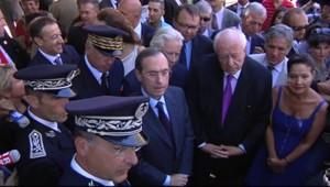 Claude Guéant à Marseille le 29 août 2011
