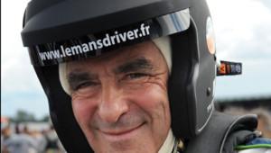 François Fillon aux 24 heures du Mans le 7 juillet 2012
