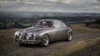 Jaguar Mark 2 by Callum 2014