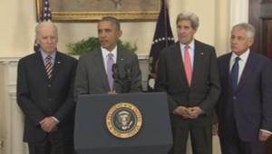 """""""L'Etat islamique sera vaincu"""", déclare Obama"""