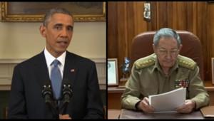 """Le 20 heures du 17 décembre 2014 : """"Un nouveau chapitre s%u2019ouvre"""" entre les Etats-Unis et Cuba - 120.855"""