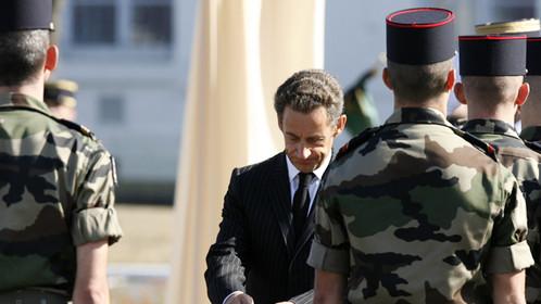 sakrozy_vannes hommage soldats afghanistan