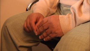 Un patient qui suit un traitement anti-androgène
