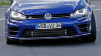 Volkswagen Golf R400 R420 scoop 2015