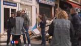 Un plafond s'effondre à Paris : un mort