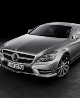 Mercedes CLS Shooting Brake 2012