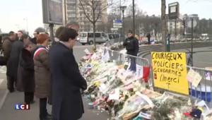 Attentats de Paris : le maire de New York s'est recueilli sur les lieux des attaques