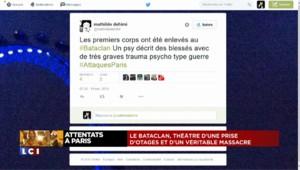 Attentats : Paris demande à ses habitants de rester chez eux