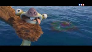 Elie Semoun, la voix de Sid le paresseux dans L'âge de glace 4