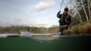 La pêche à la truite est ouverte jusqu'au 20 septembre