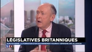 """Législatives britanniques : """"C'est une élection historique"""""""