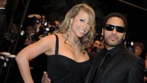 Mariah Carey Lenny Kravitz