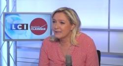 Marine Le Pen, sur LCI, le 3/7/15