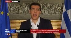 """Référendum grec : """"Nous avons tous écrit une nouvelle page de l'histoire européenne"""""""