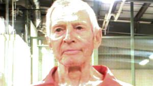 Robert Durst aprè sson arrestation, le 14/3/15