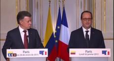 """Syriza au pouvoir en Grèce : Hollande appelle au """"respect"""" des engagements"""